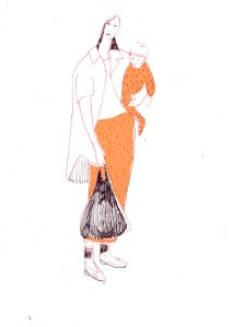 Illustration by Polly Arnett